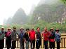 中國 廣東省 계림(桂林) 이강(漓江) 遊覽船 투어