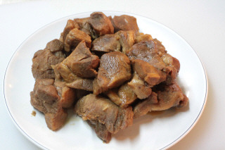 행복한 자취생의 밑반찬 - 돼지고기 장조림