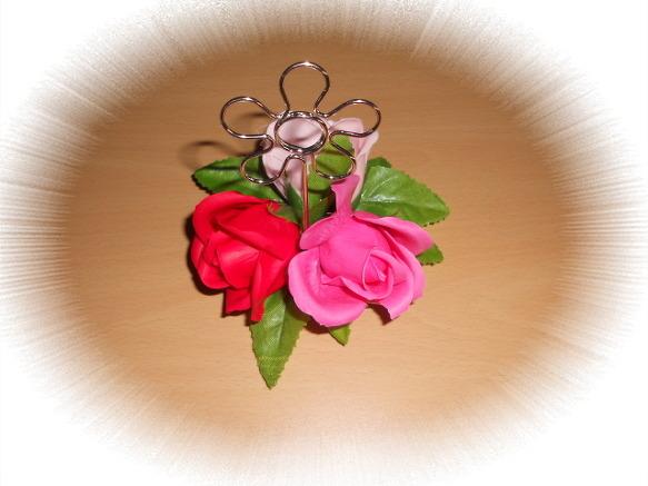 비누메모꽃이만들기
