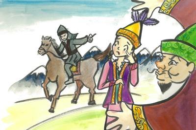 [공유] 키르기스스탄 동화 제작을 도와주세요!